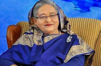 No benefit from lodging complaints with foreigners, says PM Sheikh Hasina
