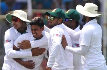 Tigers move up to eighth in Test rankings