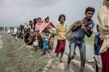 Rohingyas at ICC demand justice over Myanmar deportations