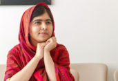 Malala wins place at Oxford University