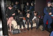 Spain police crack down on transsexual prostitution network