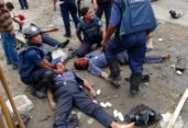 Police killed police in clashes with the share of money in the Narayanganj market