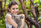 Parineeti Chopra gets trolled for cuddling Koala