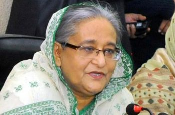 Hasina says she can't simply unlock jail gates to free Khaleda