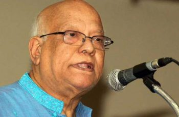 Muhith set to place 'Tk 468,200cr' mega budget Thursday