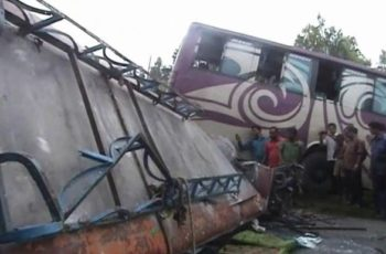 2 killed,6 hurt in Sherpur road accident