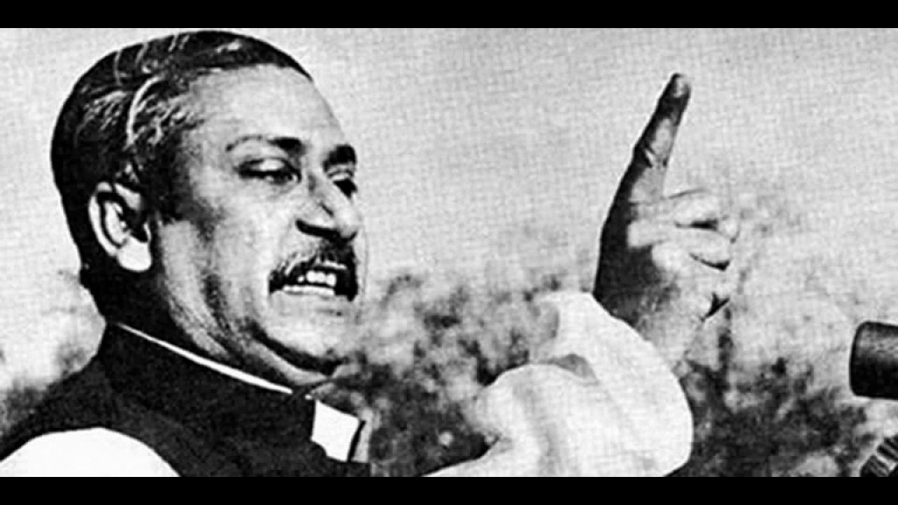 Cabinet asks public servants to celebrate recognition of Bangabandhu speech