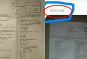 Question paper leaked, circulated again on Facebook on first day of SSC tests