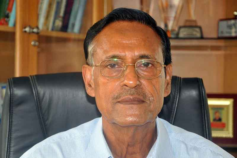 Dr. Colonel Oli Ahmad, 80 years old, you are still young