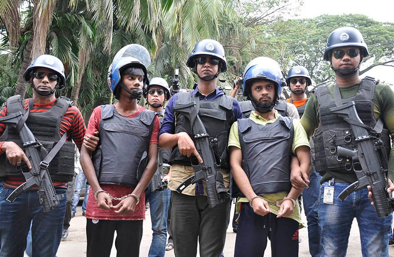 Police probing how militants are being granted bail