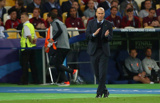 Why Zidane really left Real Madrid after Champions League glory