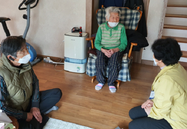 96-year-old South Korean woman to fully recover from coronavirus